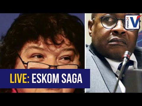 WATCH LIVE: MP Lynne Brown hauled over coals by Parly oversight committee