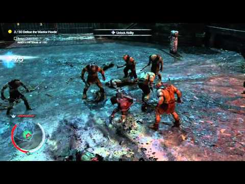 Middle-earth™: Shadow of Mordor™ 100 hit combo  