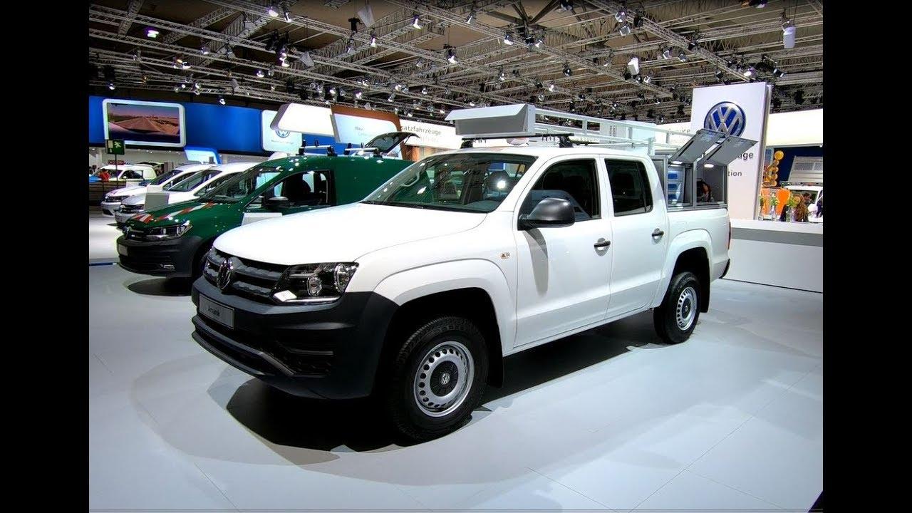 Volkswagen Vw Amarok V6 Pick Up With Logic Line Hardtop System Walkaround Interior