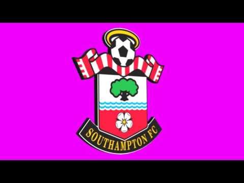 Southampton FC logo chroma