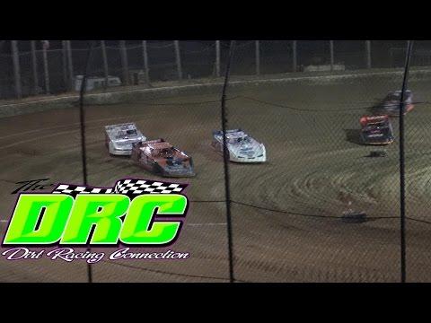 Moler Raceway Park   4.15.16   Battle Of The Bluegrass Late Models   Heat 3