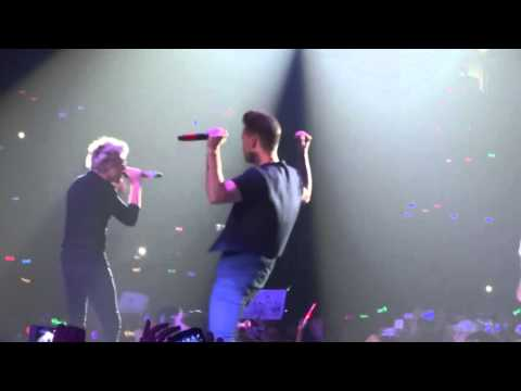 One Direction - Better Than Words - 25 Sept 15 O2 Arena London HD