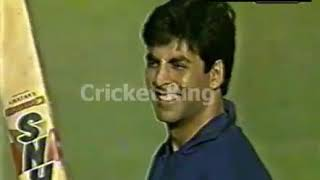 Indian Film Stars & india Cricketers friendly Game Clip 2001 || Cricket || #cricket live score