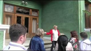 Дача Сталина(Небольшая экскурсия по даче Сталина в Абхазии. Немного видео, но после запрета охраны - просто фотографии., 2015-06-07T21:07:30.000Z)