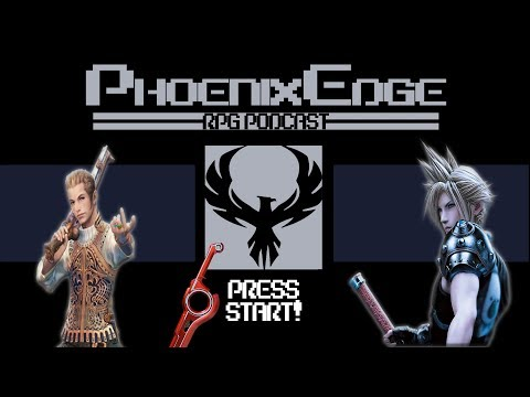 FF7 Remake News, FF12 PC Port, Xenoblade Chronicles Impression - Ep. 15