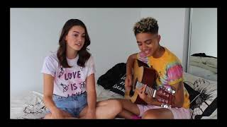 Maroon 5 - Sunday Morning | Sarah Webber & Keara Graves cover