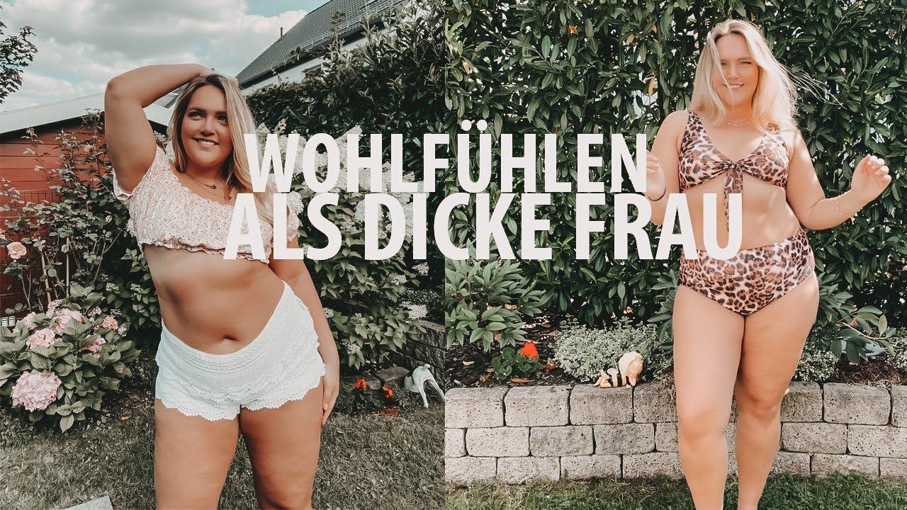 Wie kann man sich als dicke Frau im Sommer wohlfühlen? | Annaxo
