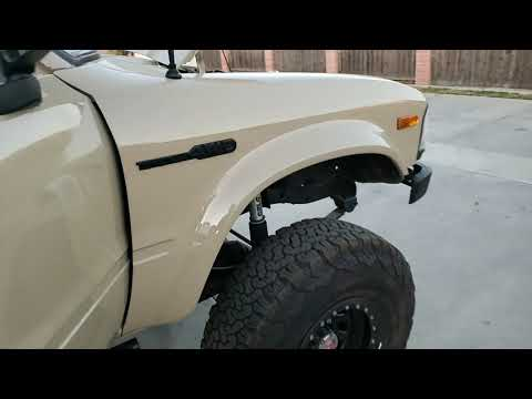 1983 Toyota Pickup 4x4 Overlander Build