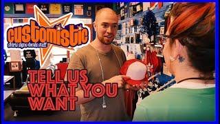 Customistic | Customize Your Life