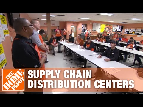 Careers at The Home Depot: Supply Chain Distribution Centers
