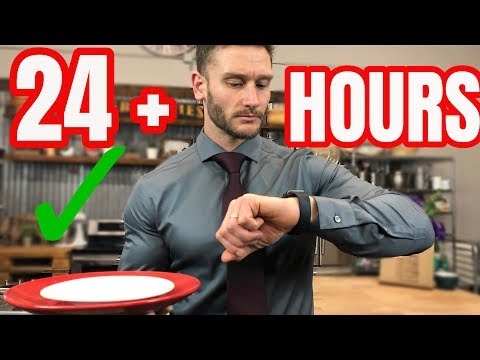 Beginners Guide to Prolonged Fasting | 24-72 Hour Fasting Instructions