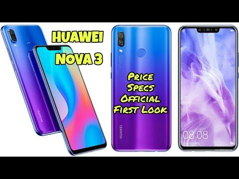 Huawei Nova 3 Full Specs and Price Urdu Hindi | Huawei Nova 3 Full  Specification & Price in Pakistan