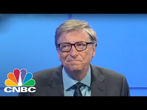 Bill Gates On Clean Energy, Donald Trump, And Stocks (Full Interview)   Squawk Box   CNBC