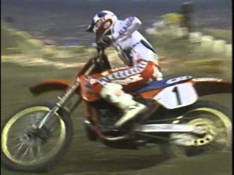 Supercross Classics 1987 - Seattle