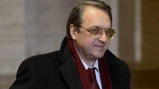 Russian deputy FM in Lebanon to discuss bilateral ties