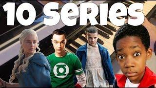 10 Aberturas de Séries