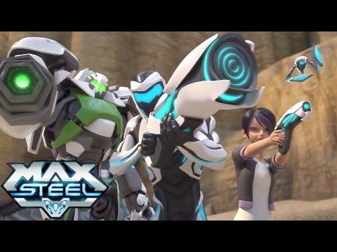 Max Steel: Equipe Turbo - Parte 10