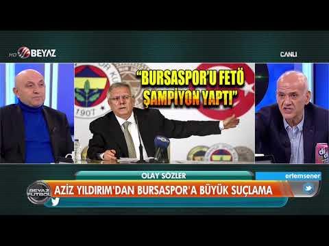(..) Beyaz Futbol 25 Mart 2018 Kısım 3/3 - Beyaz TV