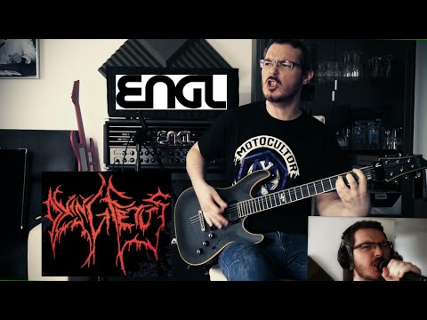 Engl SAVAGE SE - Dying fetus - Schematics - Cover