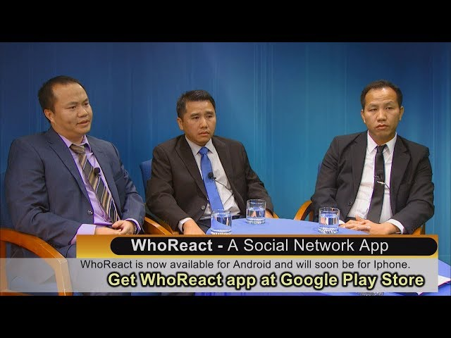 YIA MICHAEL THAO SHOW: Hmong entrepreneurs develop app to bring families closer together.