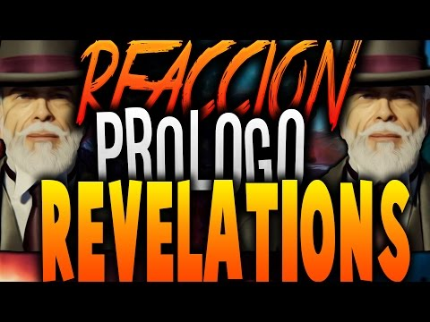 VÍDEO REACCIÓN ¡PRÓLOGO DE REVELATIONS! | Call of Duty: Black Ops 3