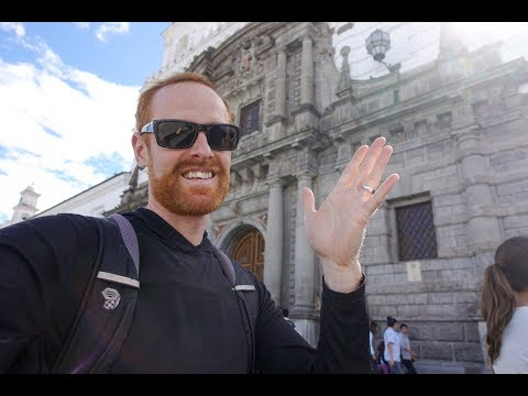 QUITO- THE CAPITAL OF ECUADOR | S.02 Ep.33