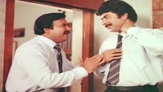 Adayalam | Malayalam Full Movie | Mammootty, Rekha & Shobana | Action Thriller Movie