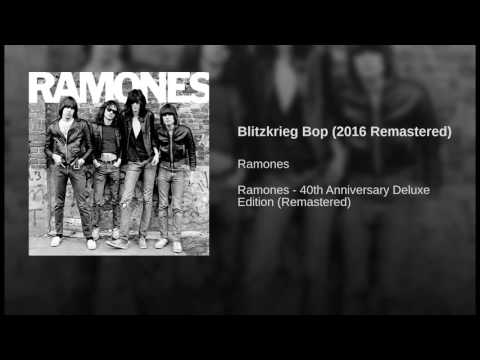 Blitzkrieg Bop (2016 Remastered)