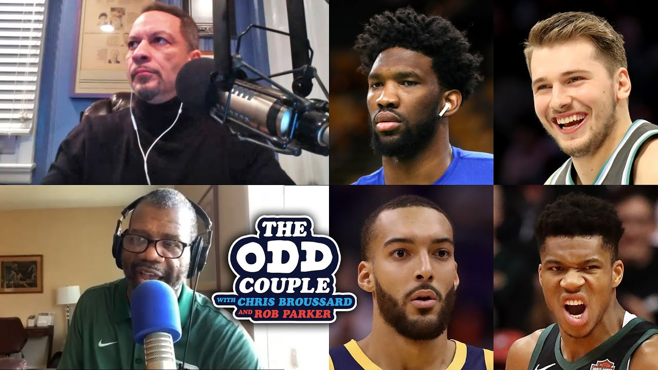 Chris Broussard & Rob Parker - What's Behind the Rise of International NBA Superstars?