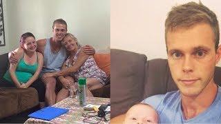 23-Jähriger wird in wenigen Wochen Vater und Opa. Unfa...