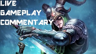 Smite Xbox One Live Gameplay Commentary Loki