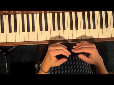 Blues Lesson for Making Music Magazine by www.EasyPianoStyles.com
