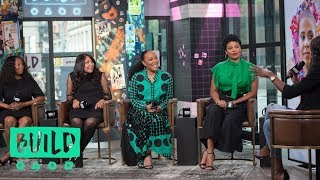Sanaa Lathan, Lynn Whitfield, Haifaa Al-Mansour And Tracey Bing Discuss Netflix's 'Nappily Ever Afte