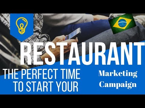 Bruno: The Perfect Time to Start Your Restaurant Marketing Campaign