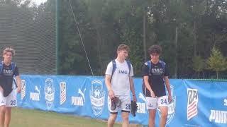 IMG U17 Soccer Team