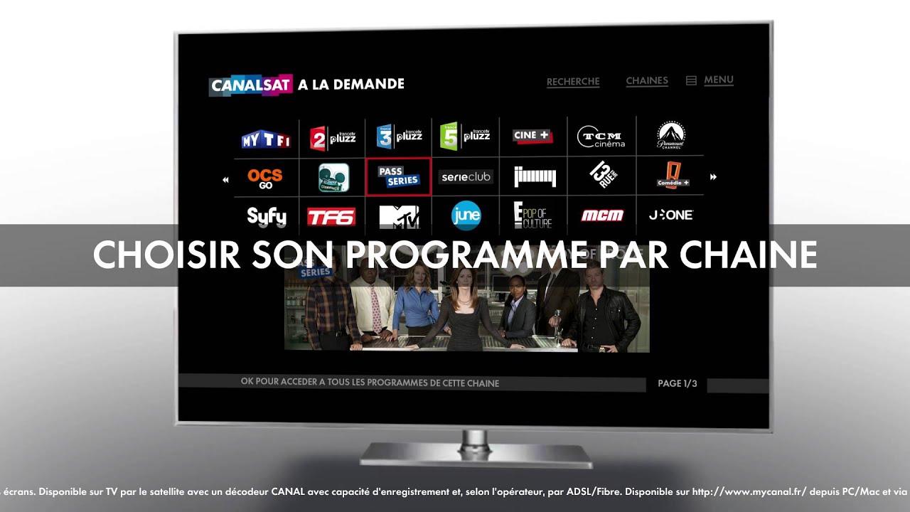 Programme canalsat fr - Programme canal plus grille ...
