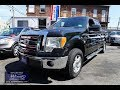 2012 Ford F 150 XLT SuperCrew 6 5 ft  Bed 4WD