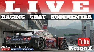 GRAN TURISMO SPORT Livestream Deutsch - Live Race Lobby [GR.2] wechselnde Strecken