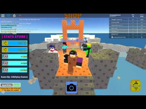 All codes for roblox skywars 2017 - YouTube