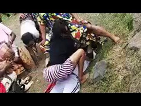 Traditional African Wedding Twerking Dowry Rituals in Cameroon