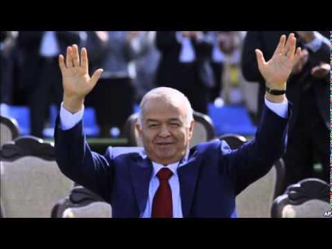 Veteran Uzbek Leader Re-Elected in Vote Branded Undemocratic