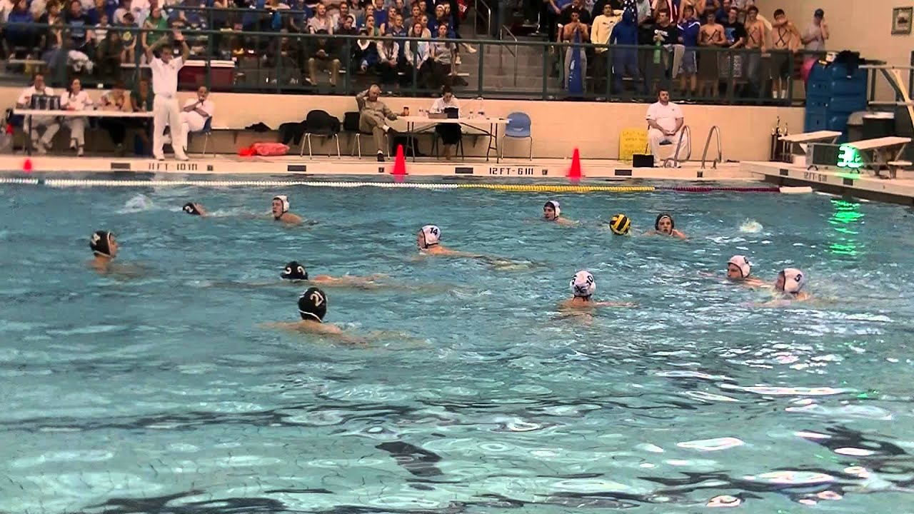 Ohio Water Polo State Championship Part 1