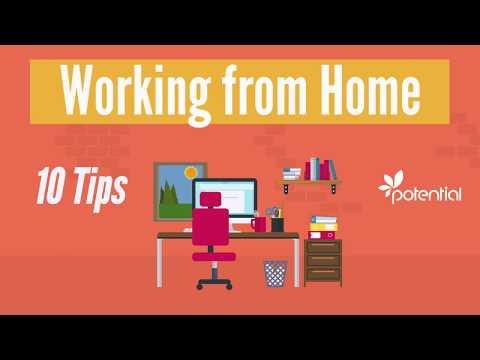 Working from home during Coronavirus - 10 Tips