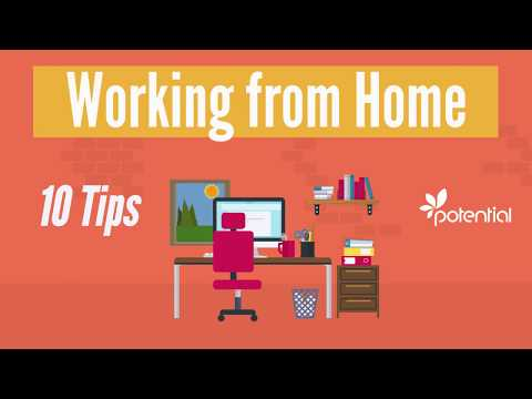 Working from home during Coronavirus 10 Tips