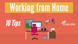 Working from home during Coronavirus - 10 Tips