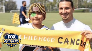 5th annual Kick Childhood Cancer campaign | FOX SOCCER