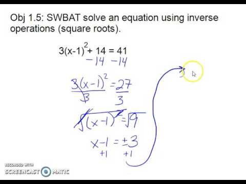 how to find inverse of an equation