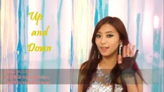Sistar (씨스타) - 핑글핑글 (Up And Down) M/V
