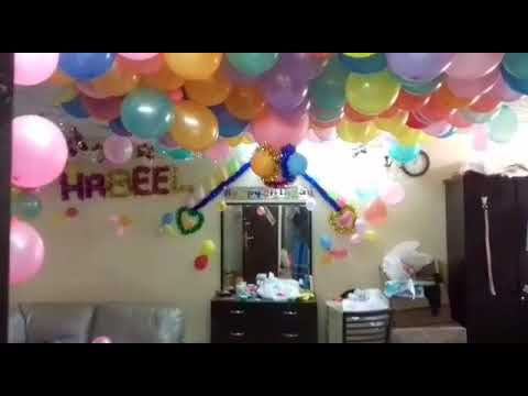 Birthday decoration in doha qatar