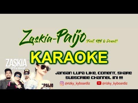 Free Download Zaskia Gotik - Paijo Feat. Rph & Donall (karaoke) Mp3 dan Mp4